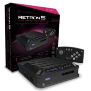 Hyperkin RetroN 5 Retro Video Gaming System - Black