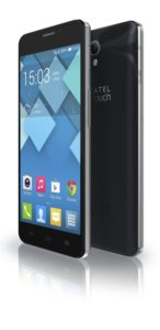 Alcatel One Touch Idol X+ black