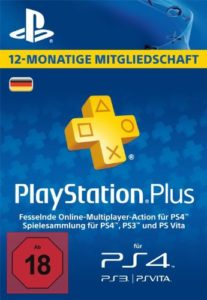 PlayStation Store Guthaben-Aufstockung [PS 4, PS3, PS Vita]