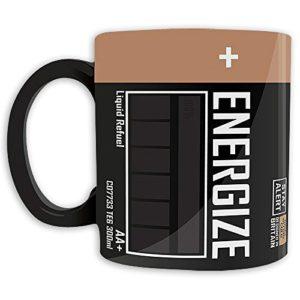 Energize Batterietasse