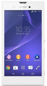 Sony Xperia Style  xperia t3