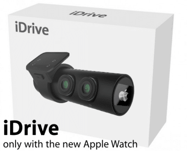 apple idrive