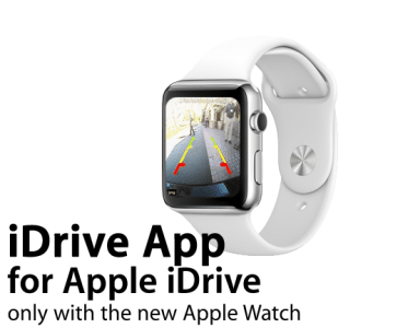 apple idrive app