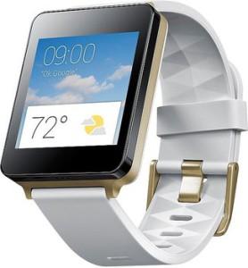 LG G Watch weiß