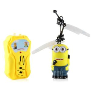 Remote Control Despicable ME 2 minions helicopter