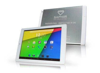 SAPHIR-PAD SMT 9.7 QC R 3G