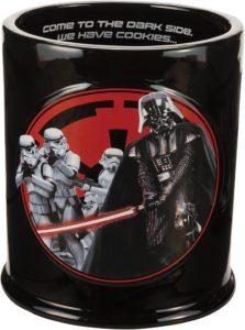 Star Wars 99141 - Darth Vader Keksdose aus Keramik in Geschenkpackung