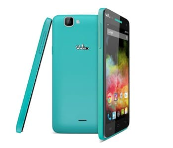 Wiko 9413 Rainbow 4G LTE Smartphone