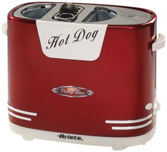 Ariete 186 Hot Dog Maker im 50-er Jahre Retrodesign