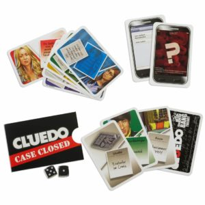 The Big Bang Theory Cluedo