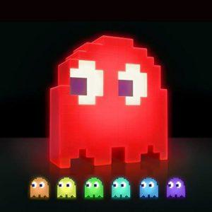 Pac-Man Geister-Lampe