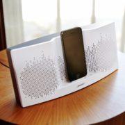 Bose  SoundDock XT Lautsprecher weiß/dunkelgrau