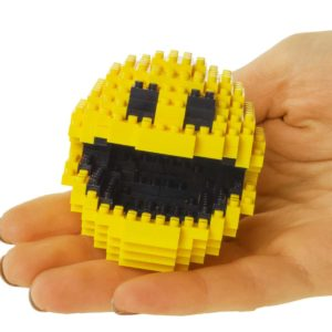 Pac-Man Pixel bausteine