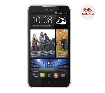HTC Desire 516 Schwarz weiß