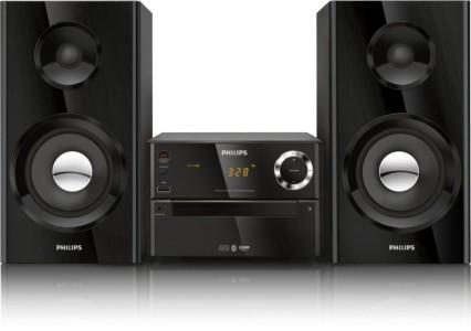 Philips BTM2180 Kompaktanlage mit Bluetooth
