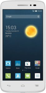 Alcatel One Touch Pop 2 5042X weiss