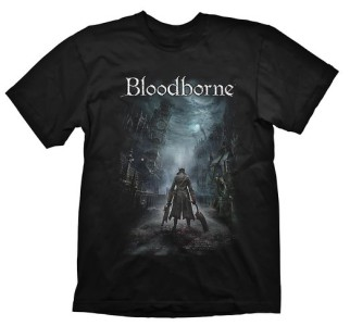 Bloodborne Night Street T-Shirt