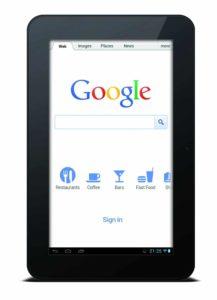 Odys Miron X610072 Tablet mit DVB-T