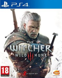 Witcher 3 Wild hunt playstation 4