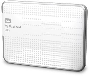 Western Digital My Passport Ultra 1TB weiß