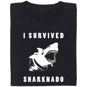 I survived Sharknado