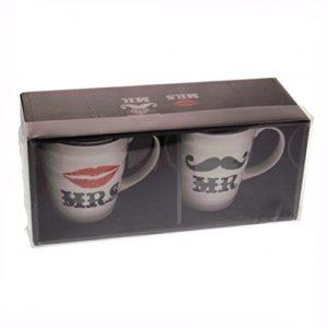 Mr. und Mrs. Kaffeebecher