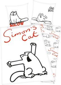 Simons Cat Bettwäsche