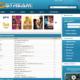 Startseite von G-Stream.to / G-Stream.in (Stand 06.07.2015)