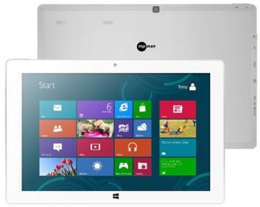 MP Man Windows Tablet MPW100