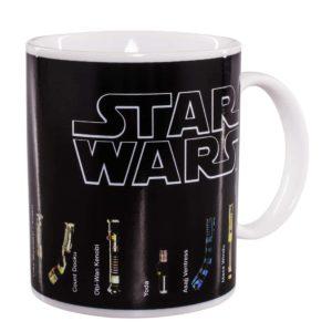 Star Wars Lichtschwert-Tasse
