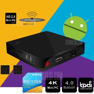 Beelink i68 TV Box 4K 1000M Ethernet