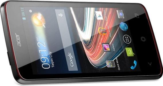Acer Liquid Z4 Dual-SIM