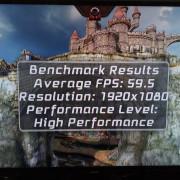 Beelink i68 Unreal Citadel Benchmark