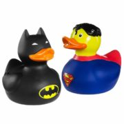 Superhelden Badeente superman batman