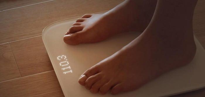 XIAOMI Mi Smart Weight Scale Weight Bluetooth