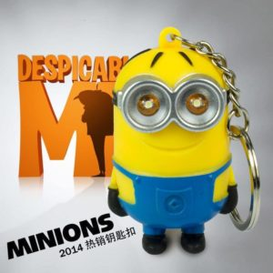 Minions Schlüsselanhänger