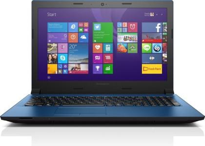 Lenovo IdeaPad 305-15IBY blau, Pentium N3540, 4GB RAM, 500GB HDD, Windows 8.1