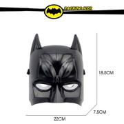 halloween maske batman led beleuchtung