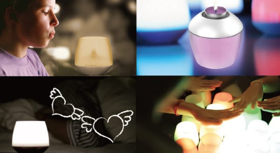 MIPOW BTL300 PLAYBULB Candle LED Kerze