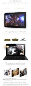 Cube i7 Stylus Windows 10 Tablet PC