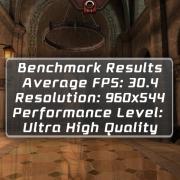 Cubot X12 benchmark