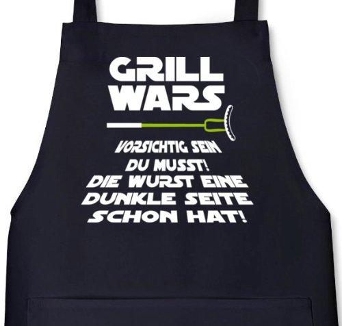 grill wars star wars grillschürze Barbecue