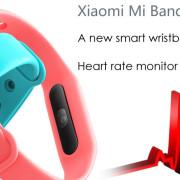 Xiaomi Mi Band 1S Heart Rate herzschlagsensor