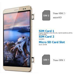 Huawei MediaPad X2 4G LTE