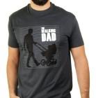 The Walking Dad - Herren T-Shirt von Kater Likoli