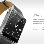 Bluboo U watch Smart Watch