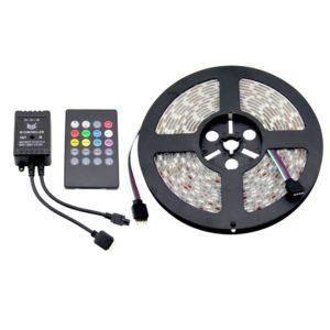 61ORWsD9pqL._SL5M LED Streifen  IP67 Wasserdicht, Soundmodul