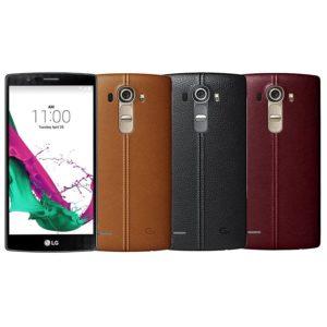 LG g4 leder H815