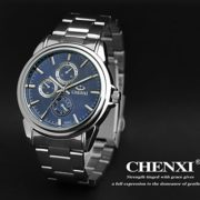 chenxi Analog_Stainless_Steel_Japanese_Quartz_Men_s_Watches