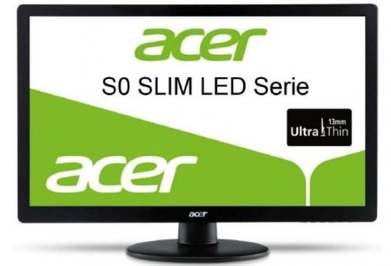 ACER S240HLBID 61 cm